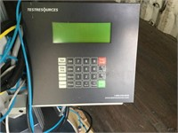 Electromechanical Universal Test Machine