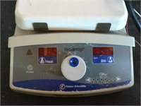 Scale and Hot Plate Magnetic Stirrer