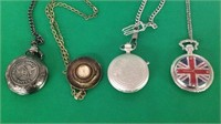 Online Auction!!! Pocket Watches, Watches