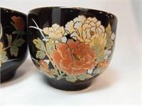 Japanese Saki Cups (2)