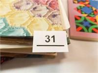 Quilt Patterns- Folder, Book