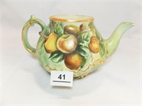 Teapot, Hand painted