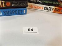Fiction Paperback Books (11)