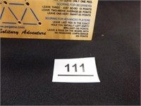 IQ Tester Peg Game