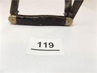 Folding Knife - Name not Legible