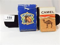 Camel Playing Cards, 2 Sets, 1 in Box