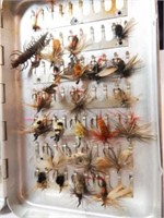 Perrine Fish Fly Box & Flies