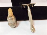 Shaving Razor, Brush