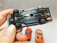 Toy Cars (4)- S.M., Leaping,