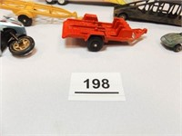 Toy Trailers, Motorcycle, Car (6)