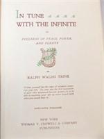 1872, 1888, 1892, 1897 Books