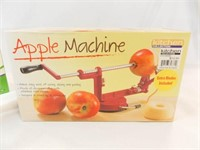 Apple Peelers (2), 1 new in box