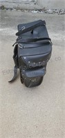 Rear Leather Bag
