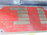 Siebring Mfg. washer Model CW17046
