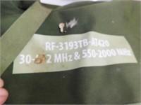 Mititary antenna
