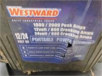 Westward jump pack