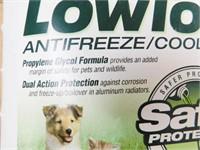 Prestone Antifreeze LowTox antifreeze/coolant