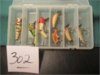 OUTSTANDING COLLECTION OF FISHING LURES , TACKLE & COLLECTIB