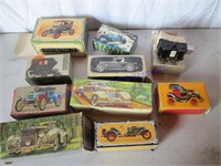 AVON CARS IN BOXES