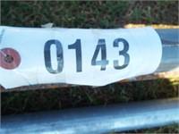 12' scrap Gates no paint, bent bars
