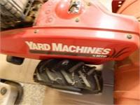 Roto-Tiller; Yardmachines by MTD