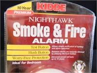 Nighthawk Smoke & Fire Alarm