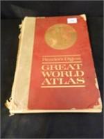 Reader's Digest Great World Atlas