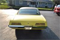 1969 Firebird, single family owned