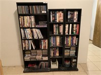 CD/DVD Multi-Shelf Case