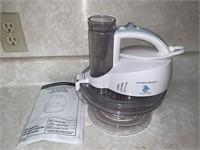 Black & Decker Fresh Guard vacuum system