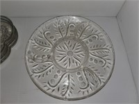 Serving Tray, Cups, & Plates