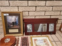Wall Decor, Barometer, Picture Frames