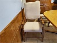 Chromcraft Table & 4 Chairs