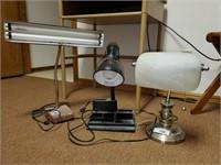 3 - Desk Lamps