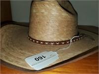 Resistol Palm Straw Hat