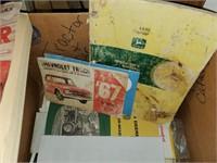 John Deere Manual, Manuals, Books