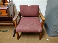 Cloth Seat Chair