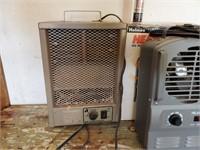 Avert & Heat Stream Floor Heaters