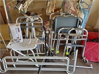Walkers, Shower Seats, Canes, & Rack