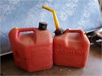 2 - Gas Cans