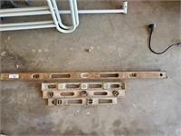 4 - Wood Levels