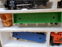 Lionel Black River Train Set