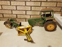 John Deere Cast Iron Tractors