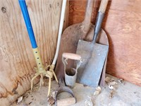 Shovel, Garden Cultivator, Flat Shovel