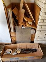 Assorted Lumber