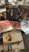 ABOUT 40 OR SO VINYL RECORD ALBUMS ,RIGHTEOUS,