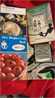 1950'S AND 1960'S LITTLE COOK BOOKS