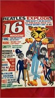 1960'S 16 MAGAZINE AND MAD WITHOUT COVER