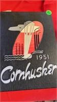 1951 UNL CORNHUSKER YEARBOOK