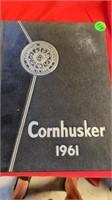 1061 UNL CORNHUSKER YEARBOOK